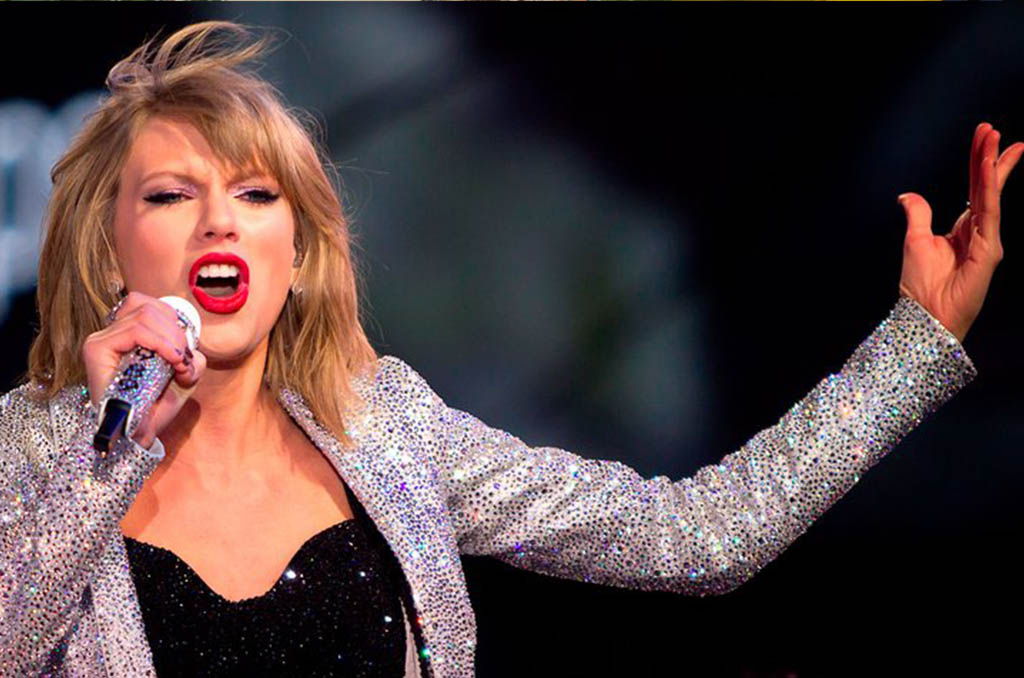 Taylor Swift demandó a un DJ por agresión sexual